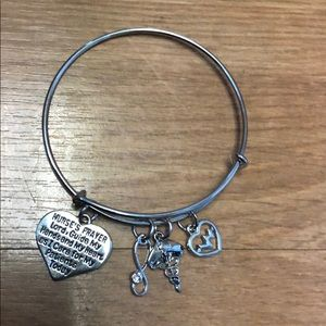 Nurse's Prayer Bracelet